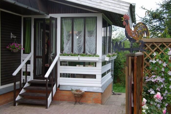 Дизайн холодной веранды в частном доме фото