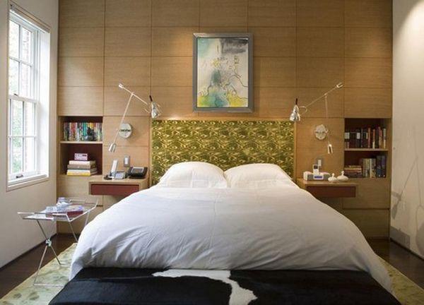 Настенные светильники для спальни, фото 1