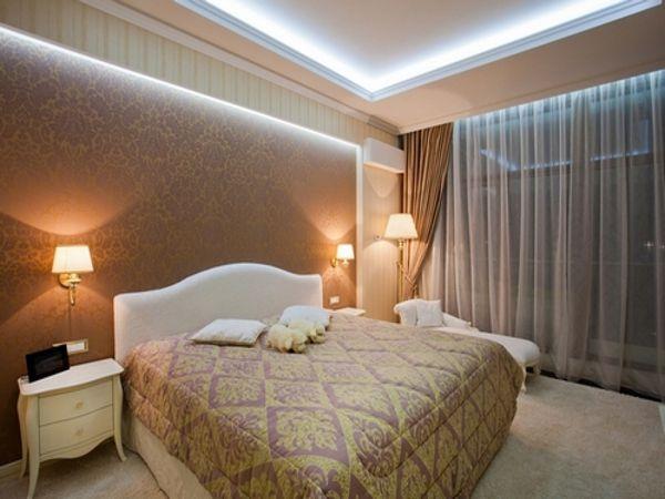 Настенные светильники для спальни, фото 10