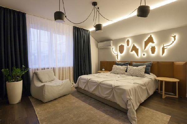 Настенные светильники для спальни, фото 2
