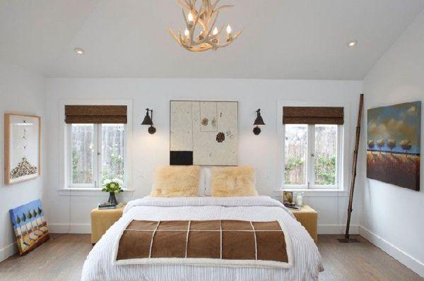 Настенные светильники для спальни, фото 3