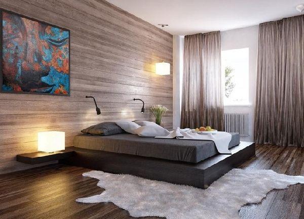 Настенные светильники для спальни, фото 4