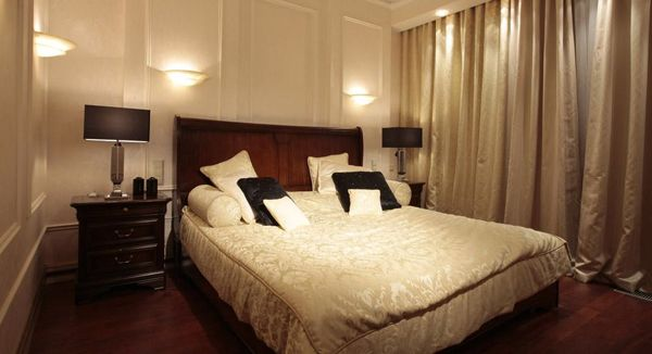 Настенные светильники для спальни, фото 5