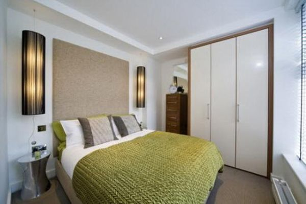 Настенные светильники для спальни, фото 6