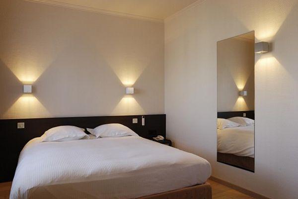 Настенные светильники для спальни, фото 8