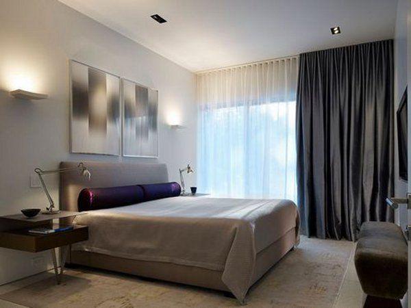 Настенные светильники для спальни, фото 9