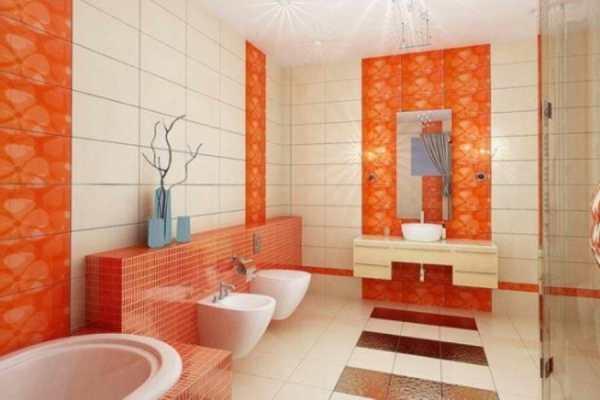 На фото 2: Дизайн плитки в туалете