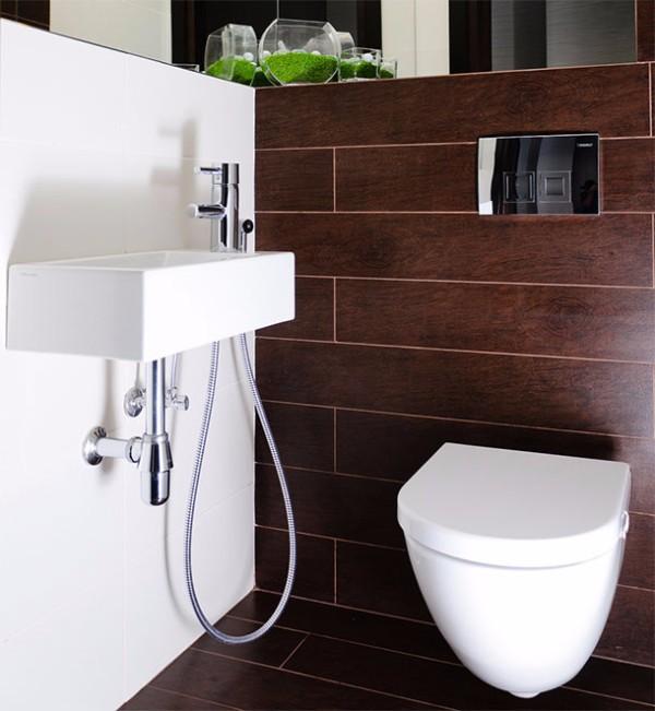 Дизайн плитки в туалете, фото 17