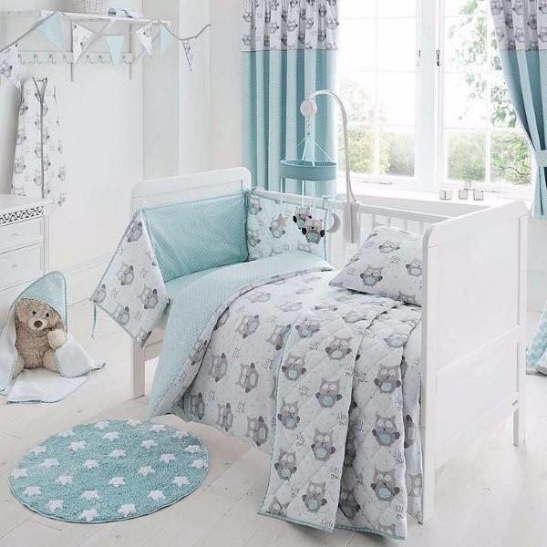Постельное белье в детскую кроватку фото 48