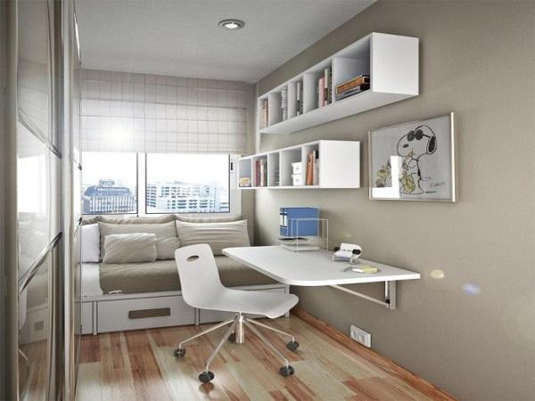 Мебель для кабинета в квартире фото 7