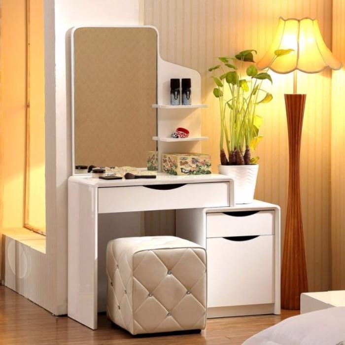 Туалетные столики с зеркалом для спальни фото 14