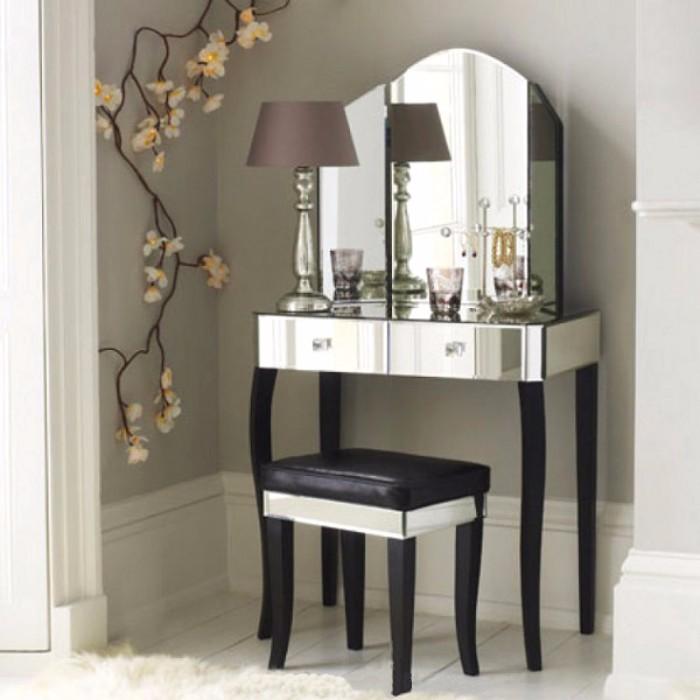 Туалетные столики с зеркалом для спальни фото 30