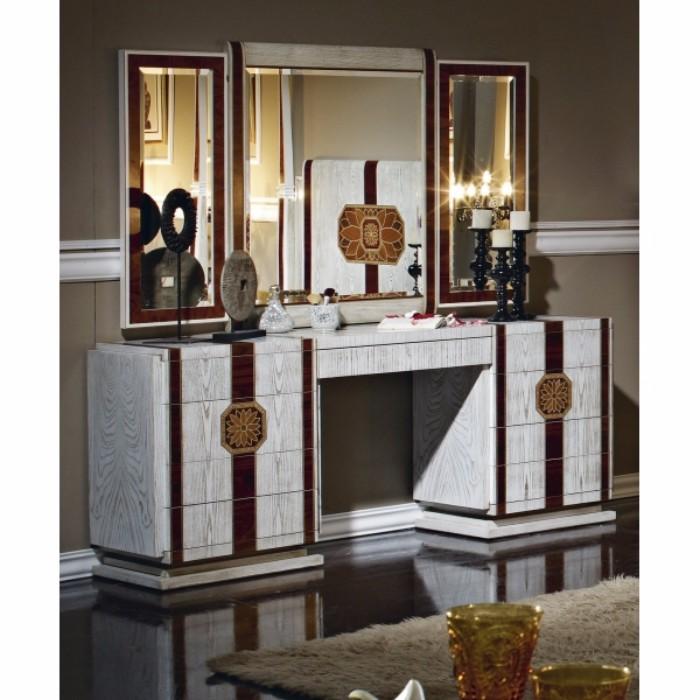 Туалетные столики с зеркалом для спальни фото 26