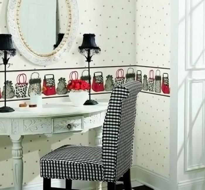 Туалетные столики с зеркалом для спальни фото 8