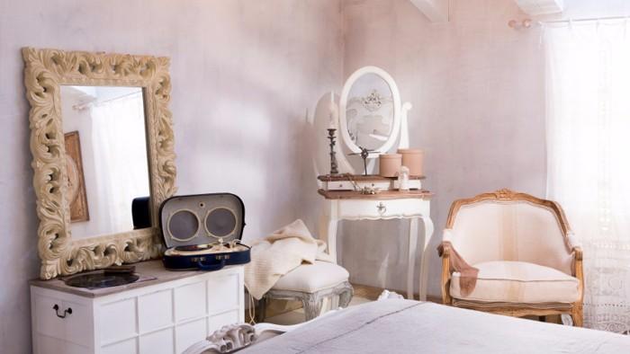 Туалетные столики с зеркалом для спальни фото 4