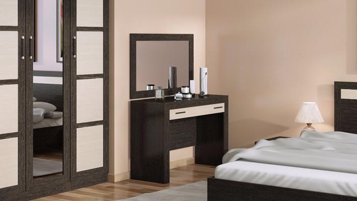 Туалетные столики с зеркалом для спальни фото 12