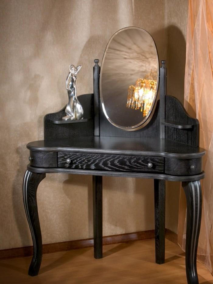 Угловой туалетный столик для спальни фото 34