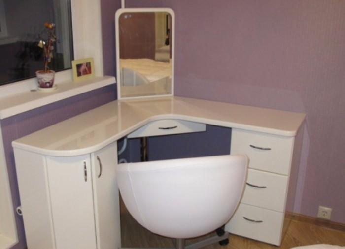Туалетный столик в спальню фото 25