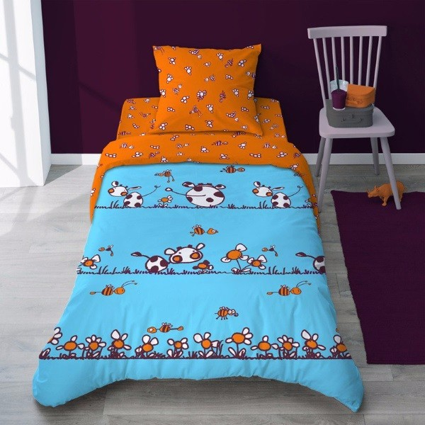 Постельное белье в детскую кроватку фото 52