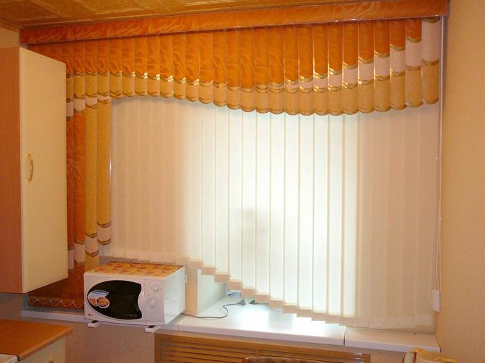 Жалюзи на пластиковые окна фото 2 на кухню