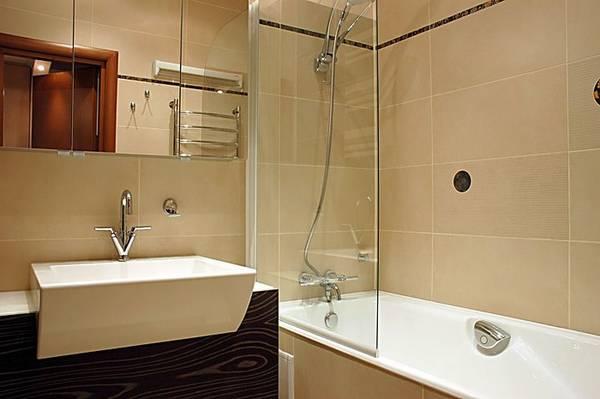 идеи для ремонта небольшой ванной, фото 12