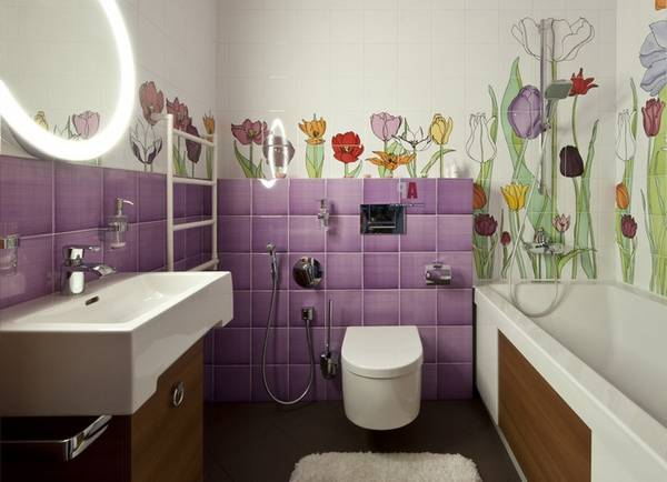 идеи для ремонта небольшой ванной, фото 13