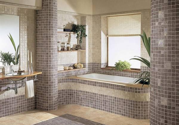 Как сделать современный ремонт ванной комнаты – 63 фото