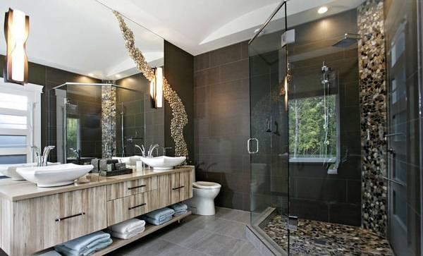 идеи для ремонта большой ванной, фото 16
