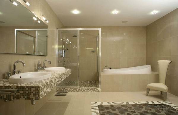 идеи для ремонта большой ванной, фото 18