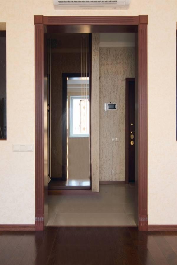 нашей портал в квартире фото данного материала