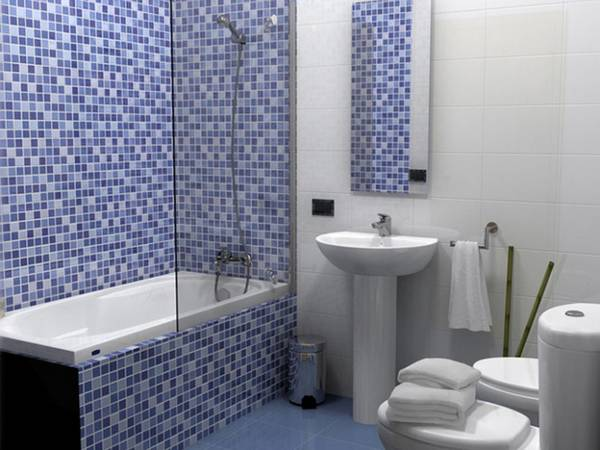 мозаичная плитка для ванной, фото 29