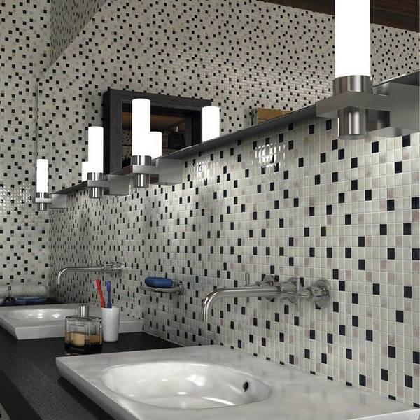 мозаичная плитка для ванной, фото 30