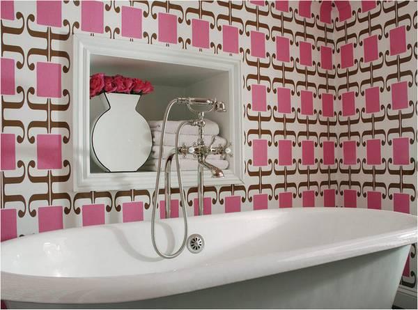 обои для ванной, фото 34