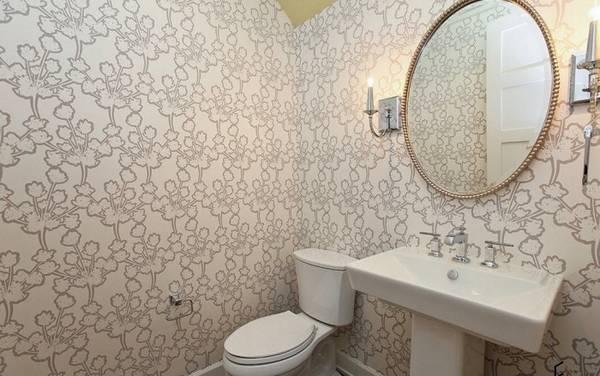 обои для ванной, фото 37