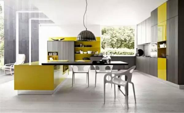 Какого цвета мебель подойдёт к светлому полу, фото 47