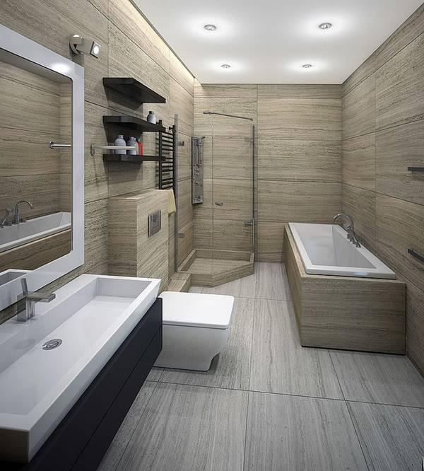 ремонт ванной, фото 5