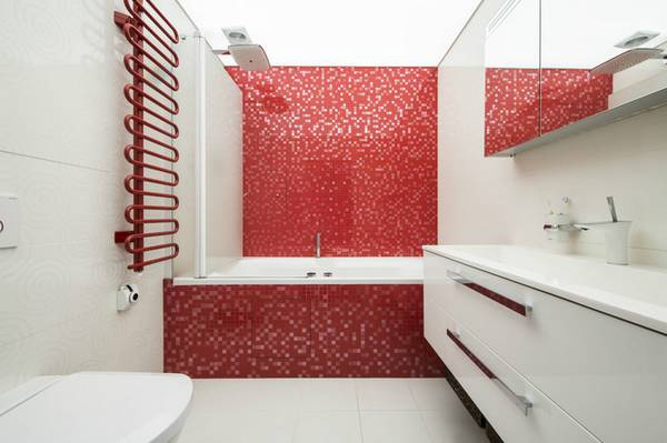 цветовая гамма и ремонт ванной, фото 51