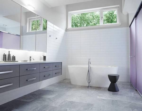 цветовая гамма и ремонт ванной, фото 55