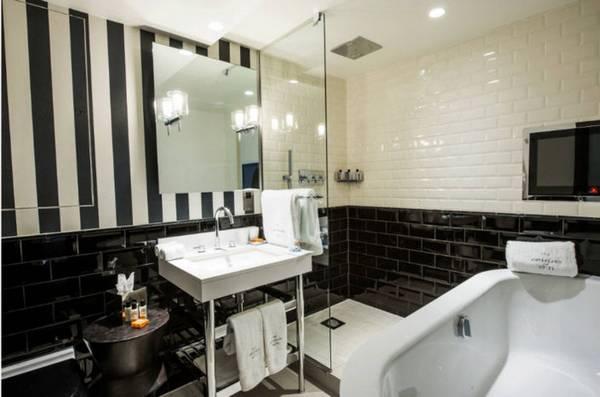 цветовая гамма и ремонт ванной, фото 56