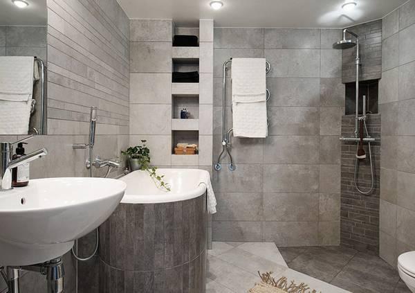 ремонт ванной, фото 7