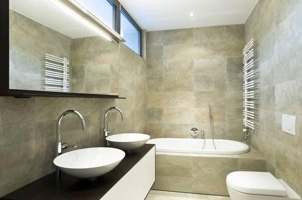 идеи для ремонта небольшой ванной, фото 8
