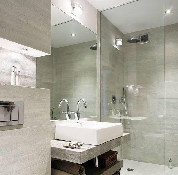 идеи для ремонта небольшой ванной, фото 9