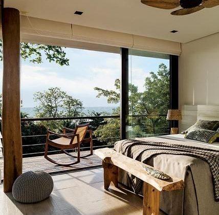 Французское окно на балкон