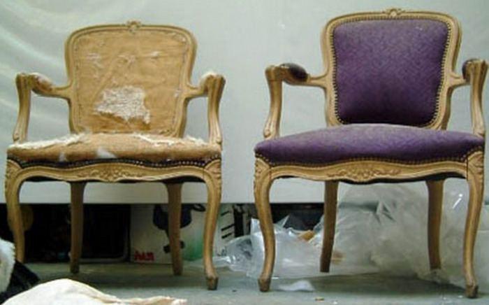перетяжка мягкой мебели: фото 7