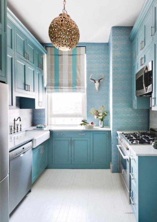 Ремонт кухни своими руками — освещение на кухне и декор, часть 3