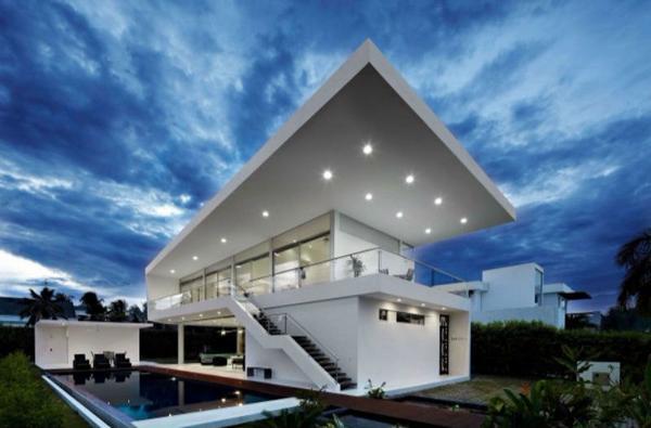 Дизайн частного дома на 32 фото для вдохновения от Dekorin 15