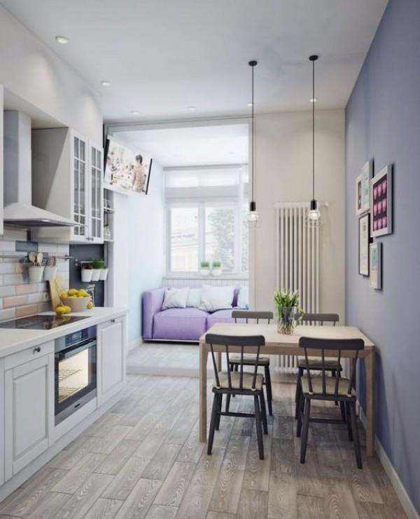 Дизайн и планировка кухни фото 1
