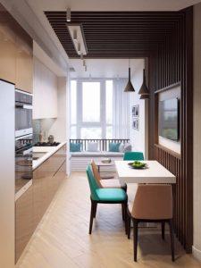 Дизайн и планировка кухни фото 3