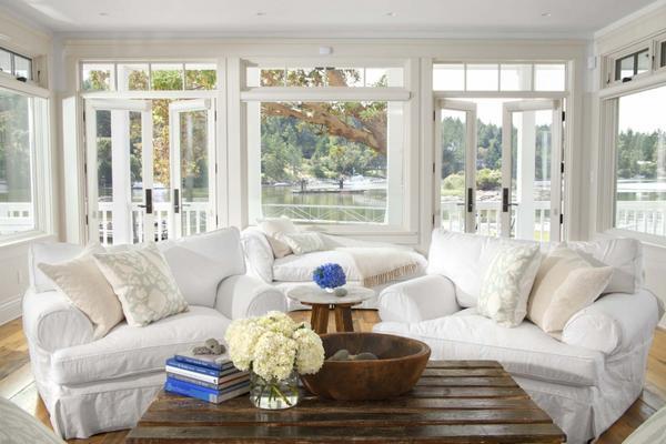Деревянные окна - пример эстетики у вас дома!