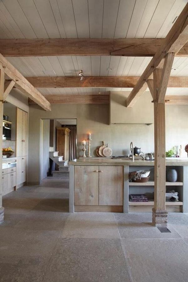 кухни из массива дерева, фото 4